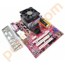 MSI K9NGM4 MS-7506 VER 1.0 Socket AM2 + Athlon 64 2600+ 1.6GHz + 2GB DDR2 Bundle