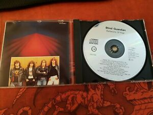 Blind Guardian - Battalions of fear (CD)