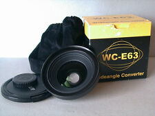 Nikon Wideangle - Konverter WC-E63  in OVP