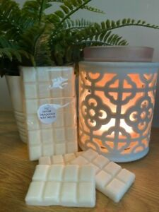 SSG HIGHLY SCENTED SOY WAX BARS - MANY FRAGRANCES - FREE P&P