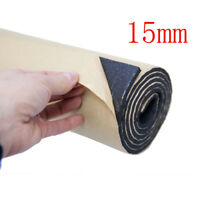 2Roll 15mm Car Sound Proofing Deadening Insulation Closed Cell Foam Noise