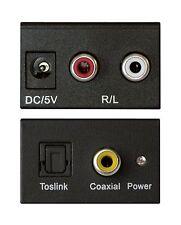 DYNAVOX  # MINI DAC II # DIGITAL ANALOG WANDLER 2 # DA AUDIO CONVERTER # TOSLINK