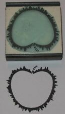Big Apple Skyline New York City Rubber Stamp by Amazing