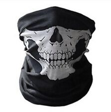 Cráneo Máscara Pasamontañas Motocicleta PAÑUELO REDECILLA BRAGA Necktube