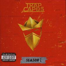 V.A. - Trap Capos: Season 1 (CD - 2016 - US - Original)