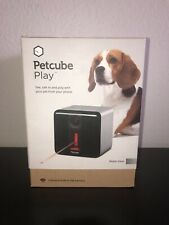 Petcube Play Interactive Wi-Fi Prt Camera - Matte Silver NEW