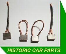 MOTORE DI AVVIAMENTO SPAZZOLE PER SINGER 9 H.P Roadster 1946-49 Sostituisce Lucas 255659