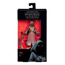 STAR WARS THE BLACK SERIES 61 JAWA SIX INCH ACTION FIGURE