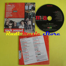 CD ROCK SOUND VOL 62 compilation PROMO 2003 LINEA 77 STEREOPHONICS SIN E (C8)
