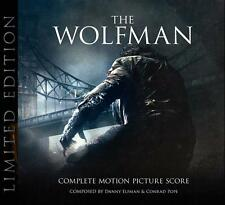 The Wolfman - 2 x CD Complete - Limited 1000 - OOP - Danny Elfman