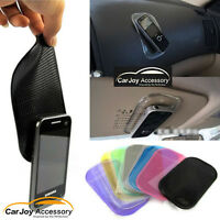 Car Dashboard Sticky Pad Anti-Slip Non-Slip Mat GPS Gadget Mobile Phone Holder