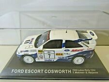IXO Altaya 1:43 Scale Diecast Ford Escort Cosworth 1000 Lakes 1994 T. Makinen