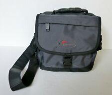 Lowepro Nova Mini Camera Bag Shoulder Carry Grey/Black