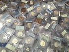 $ GOLD SILVER BULLION PCGS LOT ESTATE SALE US COINS COLLECTION GRADED MONEY SET!