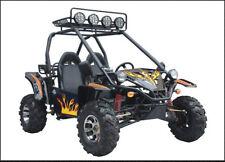 Off Road Go Kart Gas Powered 4 stroke 1 Cylinder 150cc 9.25HP Engine Black
