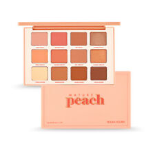 [Holika Holika] Piece Matching 12 Shadow Palette New / Peach, Apricot, Butter