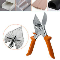 Scissors Shears Multi Angle Miter Cutter 45 To 135 Degree Hand Shear Cutter Tool