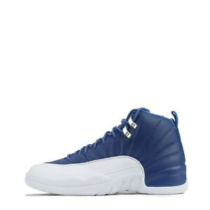 Air Jordan 12 Retro Indigo Men's Trainers Shoes Sneakers