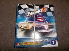 Asmodee Games Formula D Expansion 1 Sebring and Chicago