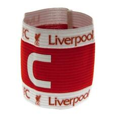 Liverpool FC Official Captains Arm Band (TA582)