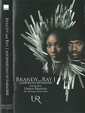 BRANDY &  RAY J ANOTHER DAY IN PARADISE CASSETTE SINGLE Downtempo, Garage House