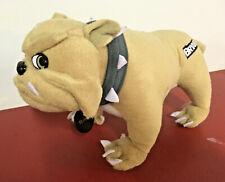 "Gently Used Bryant University Bulldog Stuffed Animal ""Tupper"", make an offer"