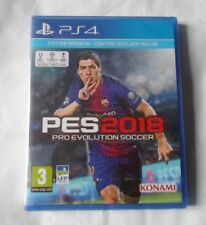 PES 18 Pro Evolution Soccer 2018 PS4 -Edition Premium (Neuf sous blister)
