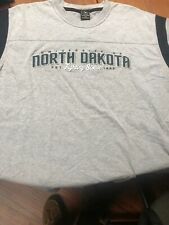 UNIVERSITY OF NORTH DAKOTA FIGHTING SIOUX T Shirt  XXL By Gear For Sports