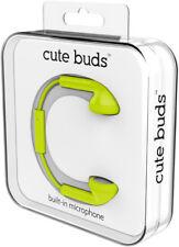 iHip Cute Green Earphones W/Mic