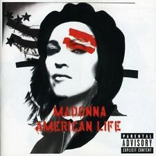 CD de musique en album en édition collector madonna