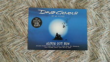 POSTCARD: David Gilmour - on an island pink floyd NOT CD!