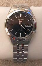 Seiko 5 Reloj Automático para Hombre 21 joyas exposición-Back SNKL 23K1