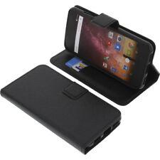 Tasche für Archos Core 50p Smartphone Book-Style Schutz Hülle Handytasche Buch