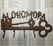 Alohomora key holder, Harry Potter inspired wall key holder, keys organizer