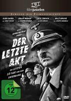 DER LETZTE AKT-DER UNTERGANG - PABST,GEORG WILHELM   DVD NEU