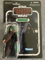 STAR WARS TPM Darth Sidious VC79 Vintage Collection C-8.5+ MOC