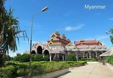 Myanmar Birma Burma Foto Fridge Kühlschrank Magnet Reise Souvenir