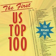 First Us Top 100: November 12th 1955 (2013, CD NIEUW)