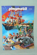 PLAYMOBIL Katalog 2005 mit Playmobil FUN PARK Prospekte (1)
