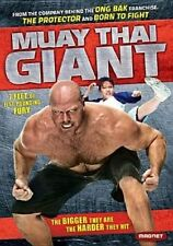 Muay Thai Giant 0876964003803 With Nathan Jones DVD Region 1