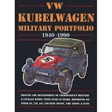 Volkswagen VW Kubelwagen Military Portfolio 1940-1990 Livre Papier