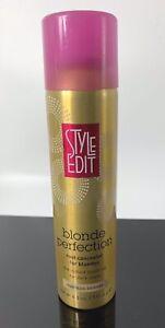 Style Edit Root Concealer Blonde Perfection Medium Blonde 4 oz / 113.4 g.