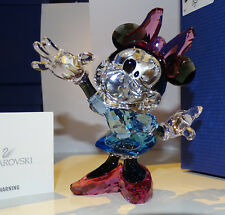 SWAROVSKI Disney Minnie Mouse Maus Color 1116765 a.P. 2012 - 2016 OVP TOP MIB