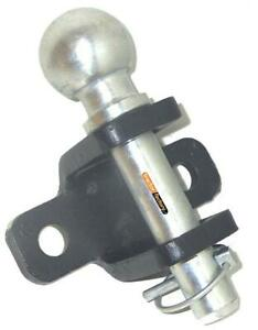 DUAL TOW HITCH COUPLING 1500KG 50MM BALL AND PIN
