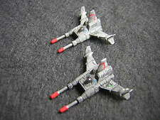 Battletech / Aerotech Ral Partha Sparrowhawk SPR-H5 Fighters x2 - Metal (3)