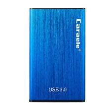 LED 2.5'' Externe Festplatte SATA SSD Mobile Festplatte USB 3.0 500GB Blau