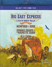 Big Easy Express with Mumford & Sons, Edward Sharpe ...  (Blu-ray & DVD)