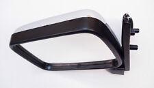 Isuzu Pickup TFS54 2.5 Door/Wing Mirror Chrome Manual L/H N/S (1996-2003) NEW