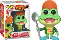Dig Em' Frog Ad Icons Honey Smacks Funko Pop Vinyl - New in Mint Box