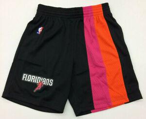 Miami Heat Mitchell & Ness NBA Authentic Swingman Men's Mesh Shorts Floridians